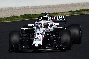 ويليامز تشرح سبب مشاكل سيارتها الحالية في الفورمولا واحد