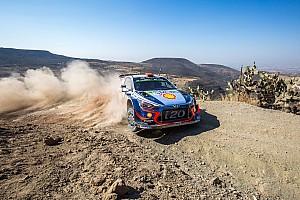 WRC Leg звіт Ралі Мексика: Сордо очолив загальну класифікацію, Льоб – третій