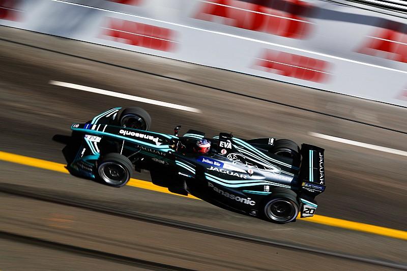 ePrix Zurich: Evans pole, Vergne terpuruk