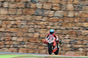 Superbike-WM Qualifyingbericht WSBK Aragon: Melandri gewinnt Pole-Krimi gegen Rea