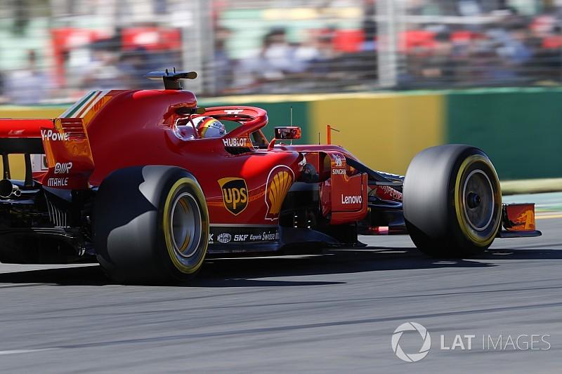 """Vettel: """"Hebben nog heel wat snelheid achter de hand"""""""