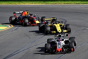 Formula 1 Analysis Why F1 teams should be wary of attacking Haas