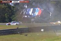 Video: Megaklapper in Porsche Carrera Cup Brazilië
