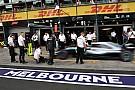 Fórmula 1 La parrilla de salida del GP de Australia 2018 de F1, en imágenes