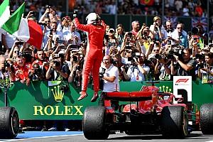 Formula 1 Special feature F1 Debrief: Mercedes melts under Ferrari heat as title war takes off