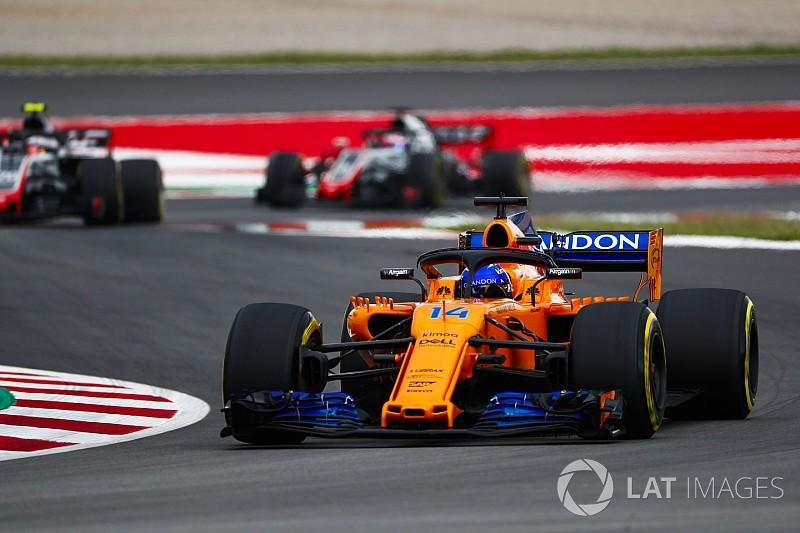 The Formula 1 championship Alonso is winning