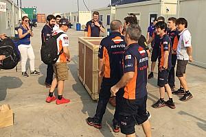 MotoGP Noticias de última hora La sorpresa que recibió Márquez de su equipo en su cumpleaños