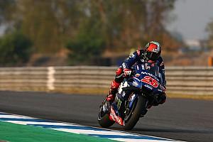 MotoGP Últimas notícias Teste da Tailândia foi meu pior na Yamaha, diz Viñales