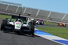 Simracing: Lars Brugman wint tweede IndyCar-race