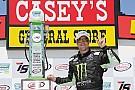 Hornish Jr. llegó de emergencia y ganó; Suárez sigue como líder