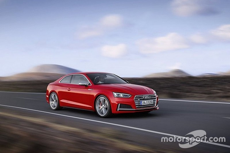 Audi S5 Coupé, si va forte. Con gusto