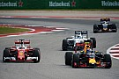 Formula 1 Red Bull's tech chiefs play down overtaking fears over F1 2017 cars