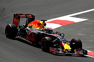 Formula 1 Qualifying report Front row for Ricciardo after action-packed qualifying sessions at Baku