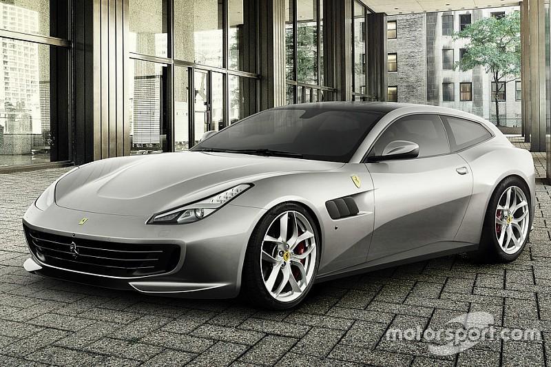 Ferrari, ecco GTC4 Lusso T. Sarà presentata al Salone di Parigi