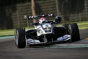 F3 Europe Breaking news Piquet sticks with Van Amersfoort for second European F3 season