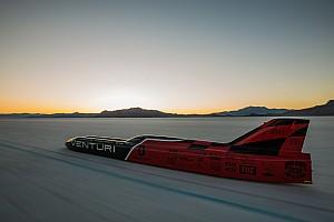 Automotive News Neuer Weltrekord: Venturi schafft 576 km/h mit Elektrofahrzeug