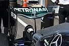 Mercedes: torna l'ala a cucchiaio usata dalle frecce d'argento a Baku
