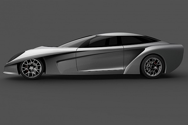 Automotive DeltaWing shares new rendering