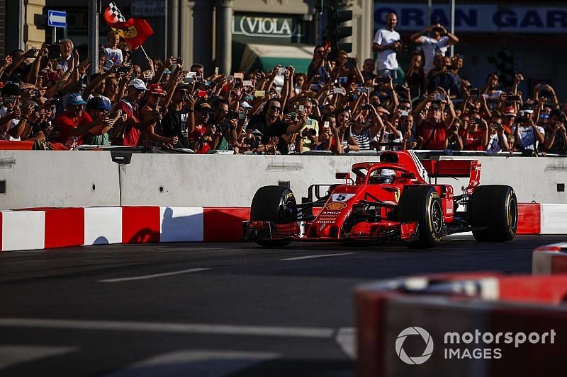 F1 realizará festival oficial no Rio de Janeiro em 2019, diz site