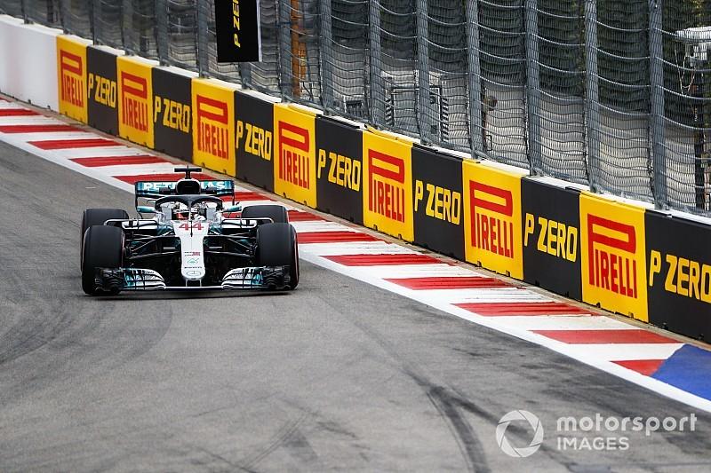 A Mercedes fejlesztései működnek, de a Ferrari egyelőre