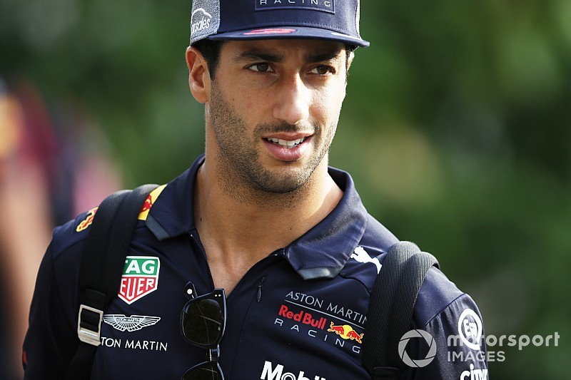 Ricciardo: It's been my