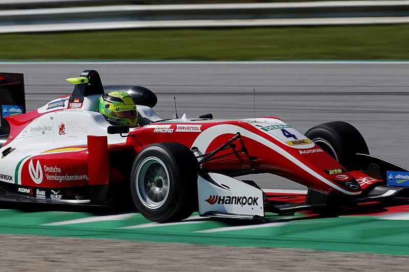 Mick Schumacher gagne et s'empare des commandes de la F3 Europe!