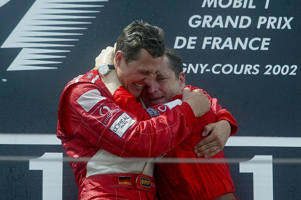 Золотые страницы Ferrari. Как Шумахер и Тодт переделали Скудерию