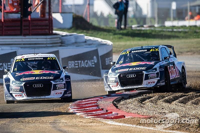 Mattias Ekström: Teamorder hat im Rallycross nichts zu suchen
