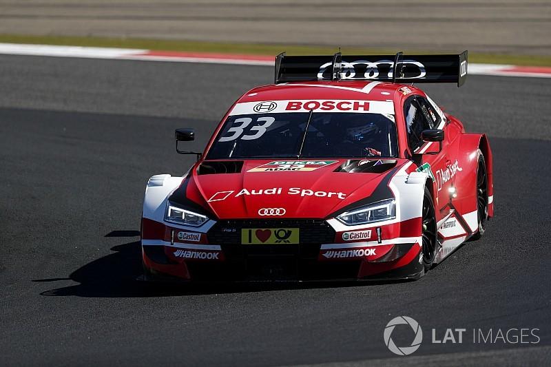 Rast logra el doblete en el Nurburgring