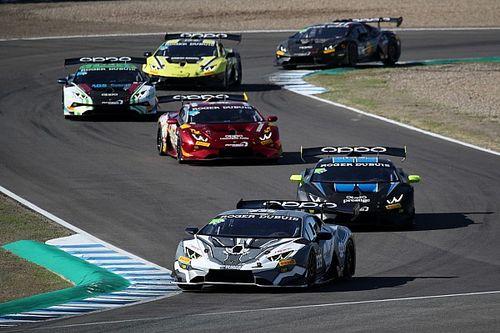 Смотрите прямо сейчас: вторая гонка Lamborghini Super Trofeo в Монце