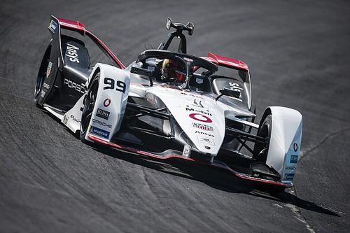 Wehrlein snelt naar pole in chaotische Formule E-kwalificatie