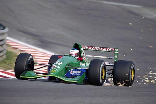 Il y a 30 ans, des débuts en F1 signés Michael Schumacher