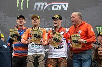 MXGP zet streep door Motorcross of Nations