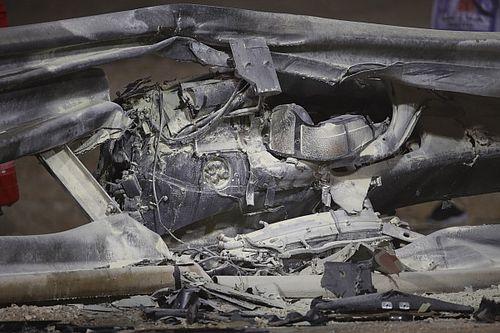 """Dallara: """"L'Halo ha salvato la vita di Grosjean"""""""