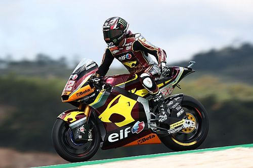 Moto2 - Portugal: tercera pole de un Lowes imparable en Portimao