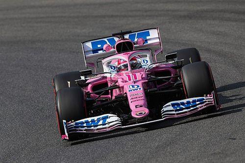 """Pérez regrette que Racing Point lui """"cache"""" déjà des choses"""