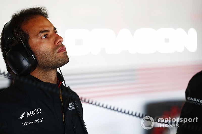 Nasr expected to take Gunther's Dragon FE seat
