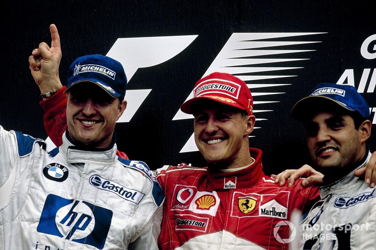 Ralf Schumacher gunt Hamilton de records van Michael: