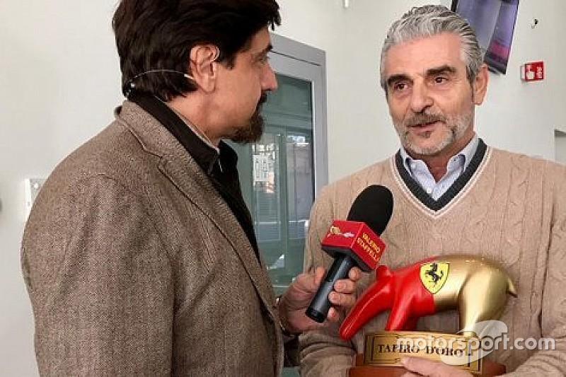 Аррівабене знову отримав антипремію «Золотий тапір» від італійських журналістів