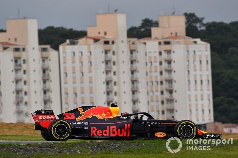 Verstappen: Renault perde 1s por volta, mas recuperamos 0s5 com chassi