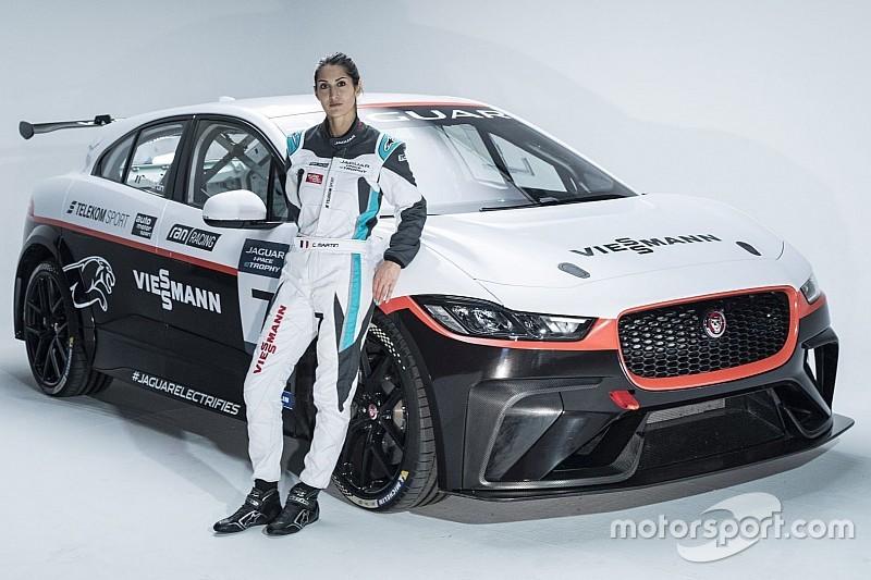 Női versenyző is indul a Jaguar Formula E betétsorozatában