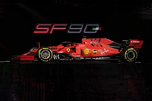 Videón: bemutatkozott a Ferrari SF90