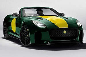 New Lister Jaguar F-Type droptop beast revealed