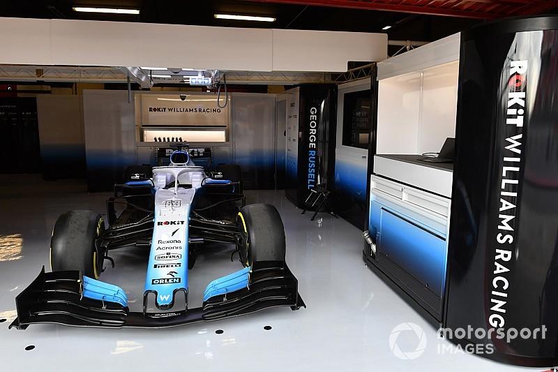 Williams, 2019 aracını çarşamba sabahı Barcelona'ya getirecek!
