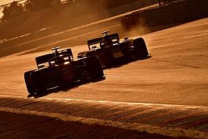 Korai öröm: csak a spanyol pálya aszfaltja miatt ilyen gyors jelenleg az F1?