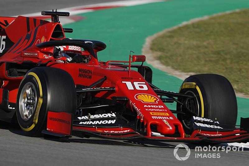GP Australia: Leclerc unico pilota dei top team a differenziarsi nella scelta gomme
