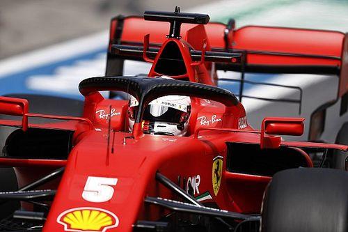 El patrocinador que ha desaparecido del Ferrari
