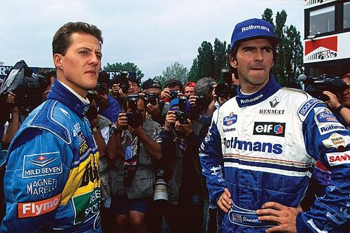 """「アイルトンが認めてくれた」""""悲劇""""の1年後、ヒルがサンマリノで勝利した時"""