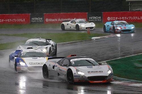 インタープロト第2大会は初の鈴鹿開催、阪口晴南がウエットレースで連勝飾る
