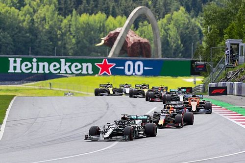 """Verstappen responde a Mercedes: """"Son rápidos en cada circuito"""""""